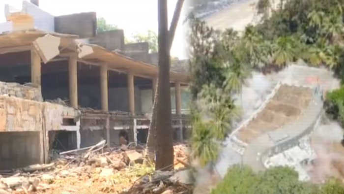 Nirav Modi's Bungalow demolishes by authorities in Alibag, WATCH VIDEO | Oneindia News