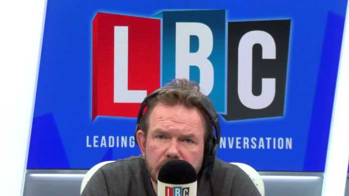 James O'Brien Explains Why Theresa May Can't Blame The EU over Brexit