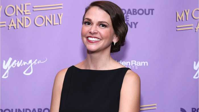 Sutton Foster Opens Up About Adoption