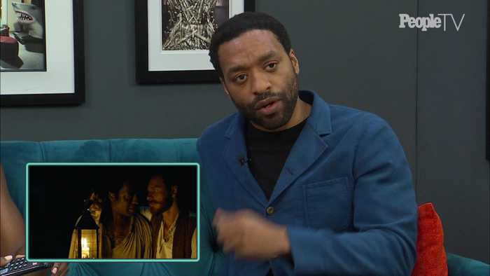 Chiwetel Ejiofor Was Not Prepared the First Time He Watched '12 Years A Slave'