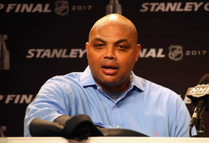 Charles Barkley Says NBA Players Have No Reason to Be Unhappy