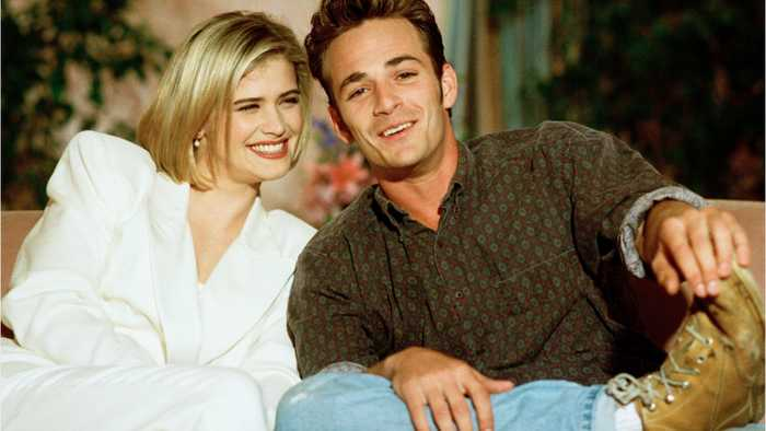 Kristy Swanson On Luke Perry: He 'Always Had My Back'