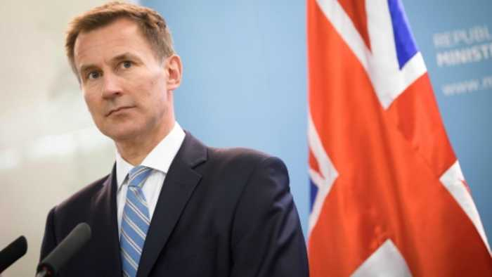 Hunt: Brexit failure 'devastating' for Tories