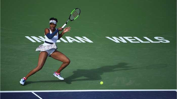Venus Williams Upsets Petra Kvitova