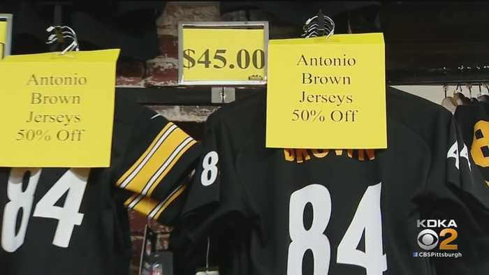 Steelers Fans React To Antonio Brown's Trade To Oakland Raiders