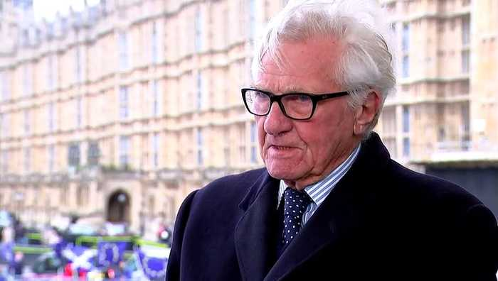 Lord Heseltine: Brexit is a 'shortage of listening'