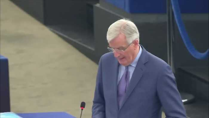 EU's Barnier: responsibility for alleviating Brexit impasse lies with UK