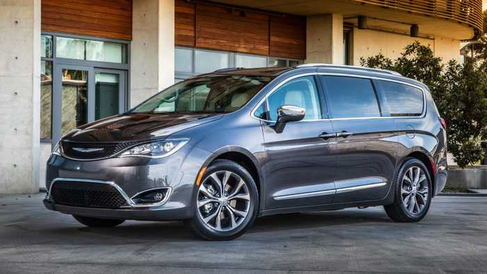 FCA Recalls 2018 Chrysler Pacifica For Steering Issue