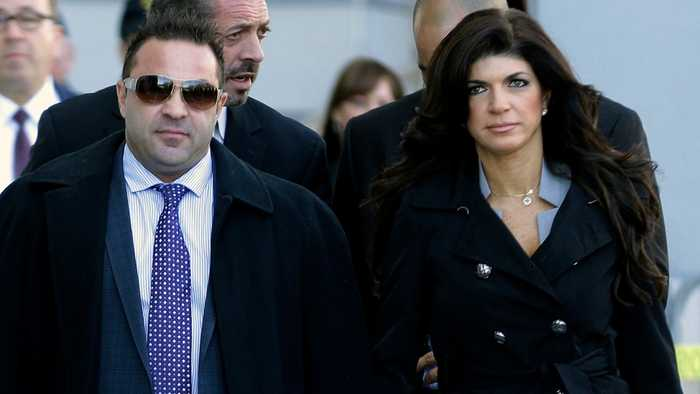 Teresa Giudice Reportedly 'Being Strong' As Husband Faces Deportation