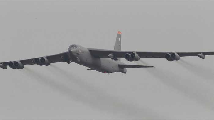 Heightened Tensions With Russia Bring US B-52 Bombers To Europe