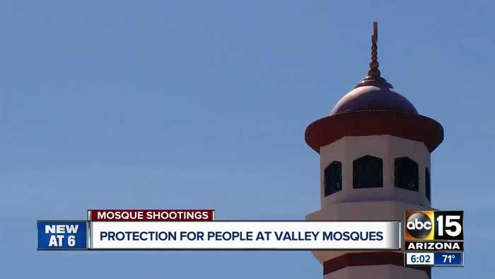 Valley residents say mosque attack won't stop them from worship