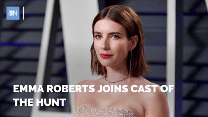 Emma Roberts Is Set To Star In The Hunt