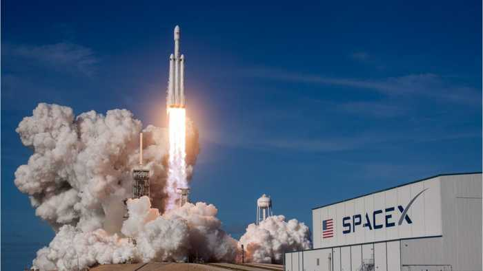 SpaceX To Launch Test Prototype For Mars Rocket