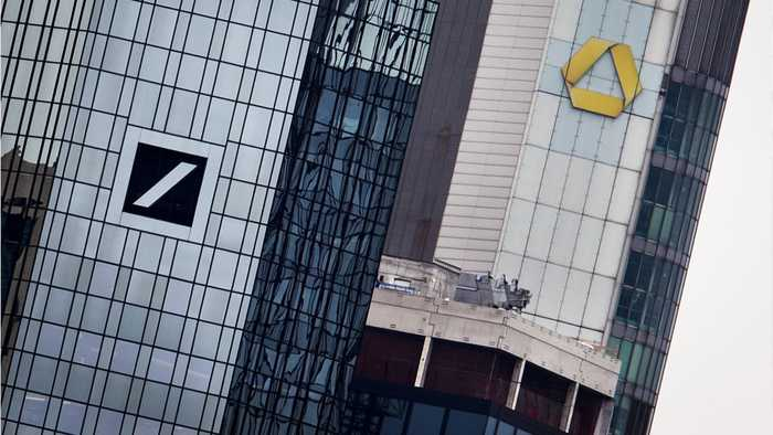 Deutsche Bank And Commerzbank To Merge
