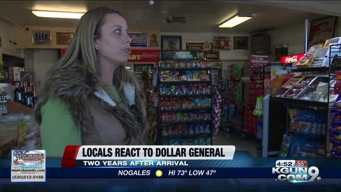 Some Sonoita locals still unhappy with Dollar General after two years