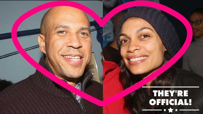 Rosario Dawson could be America's next First Lady