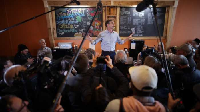 Beto O'Rourke Raises $6M in 1st Day of Presidential Campaign