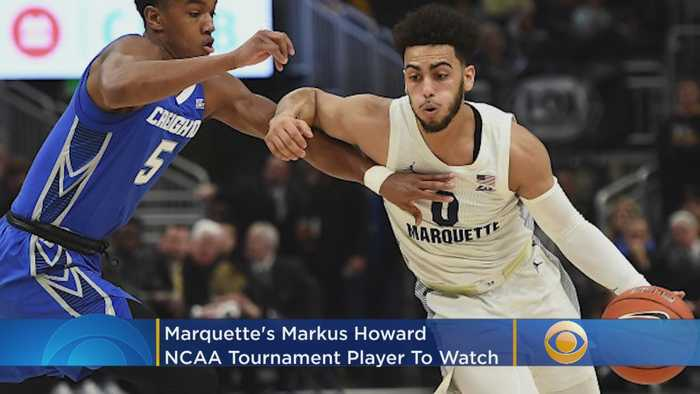 Marquette's Markus Howard: An NCAA Tournament Player To Watch