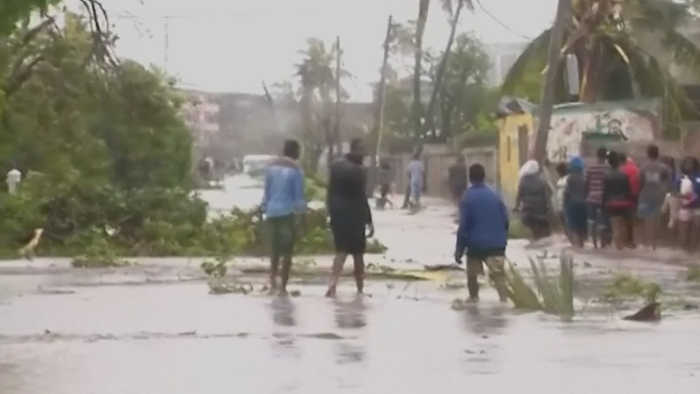 Tropical Cyclone Idai Kills More Than 200 People in Southern Africa