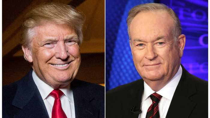 Bill O'Reilly To Release Book On Trump In Fall