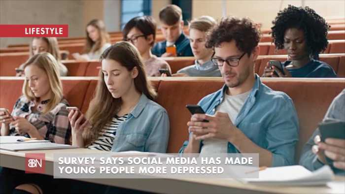 Maybe Social Media Hasn't Been A Benefit For Young People Overall