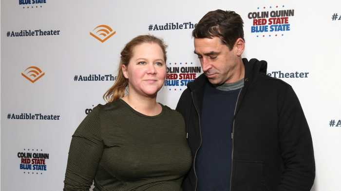 Amy Schumer: My Husband Is On The Spectrum