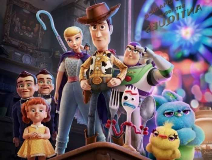 The Full 'Toy Story 4' Trailer is Here