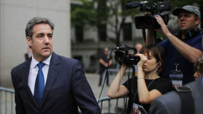 Documents Related To FBI Raids Of Cohen's House Released