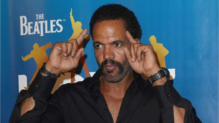 Coroner Says Kristoff St. John Died Of Heart Disease, Death Still Ruled An Accident