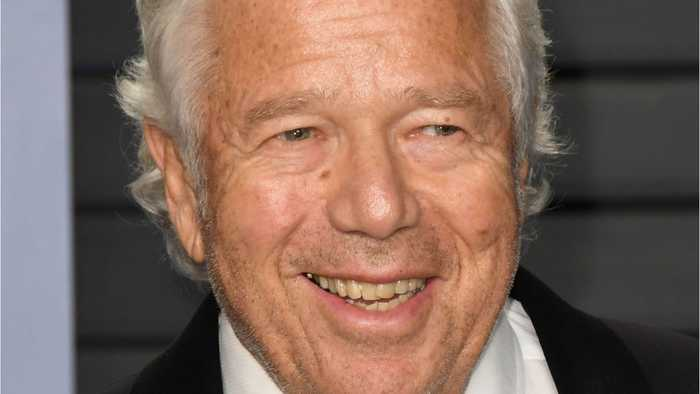 Patriots Owner Robert Kraft Offered Deal To Dodge Prosecution