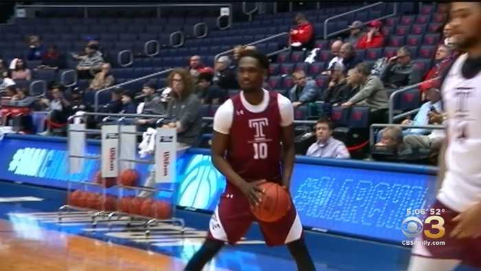 Temple Owls Gearing-Up For Tonight's Play-In Game