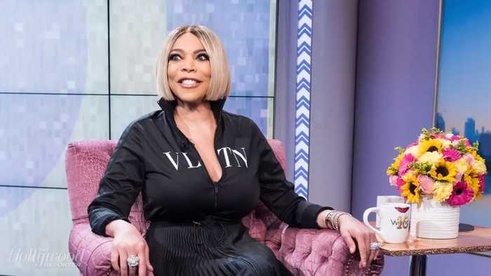 Wendy Williams Says She's Been Living in a Sober House | THR News