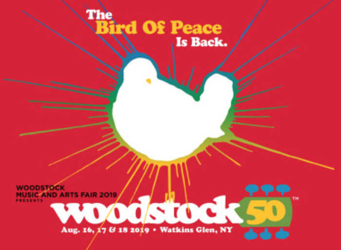 Woodstock 50 Announces Lineup Featuring Jay-Z, Miley Cyrus and The Killers