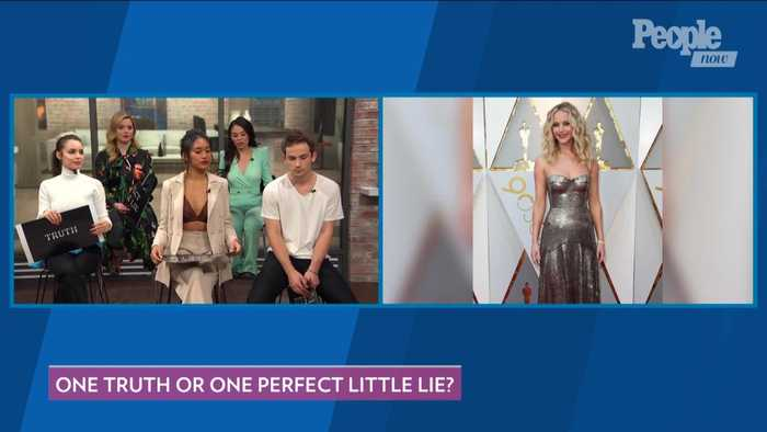 The Cast of 'Pretty Little Liars: The Perfectionists' Play 'One Truth Or One Perfect Little Lie'