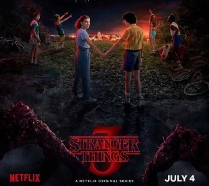 Netflix Releases 'Stranger Things' Season 3 Trailer
