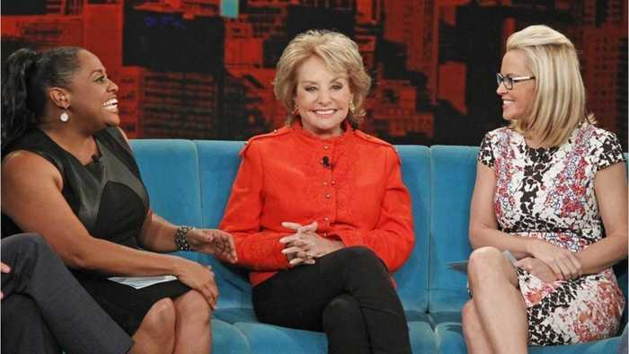 'The View' Alum Jenny McCarthy Talks About Barbara Walters