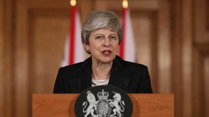 Theresa May, EU Make One Last Push for Their Brexit Deal