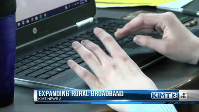 Initiative looks to expand access to broadband internet