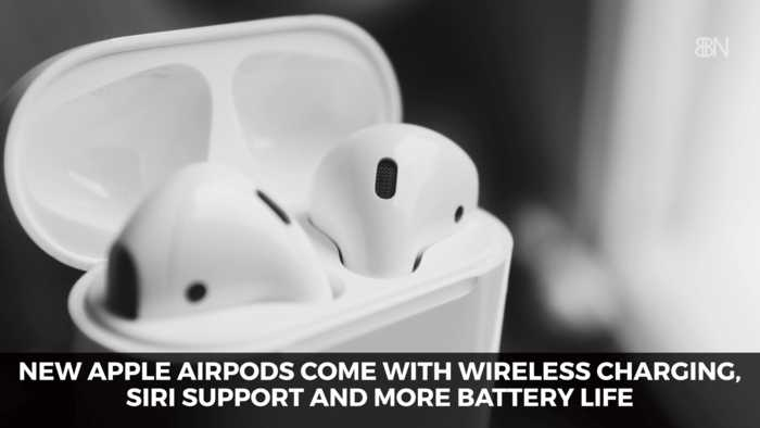 Apple Announces New AirPods And Here Is The Info
