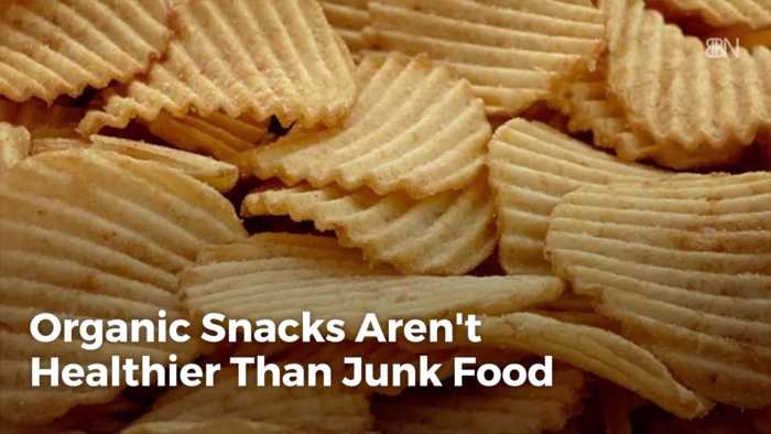 Do You Think Organic Snacks Are Better Than Junk Food
