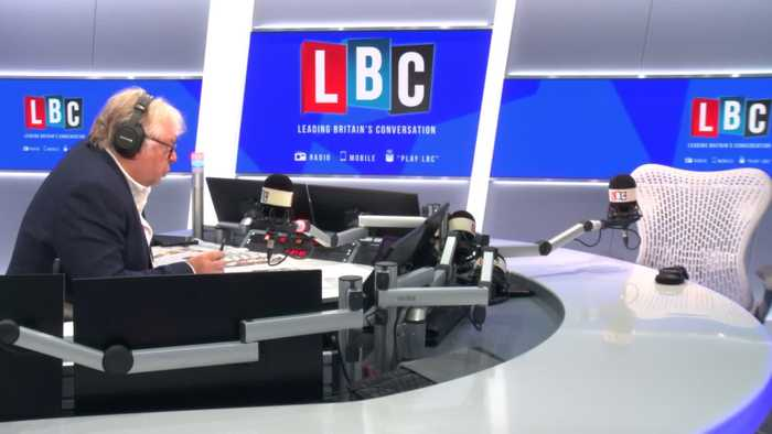 Nick Ferrari Forced To Ask Labour MP Barry Gardiner Same Question TEN Times