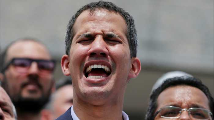 Guaido Tweets That His Chief Of Staff & Head Counsel Have Been Detained