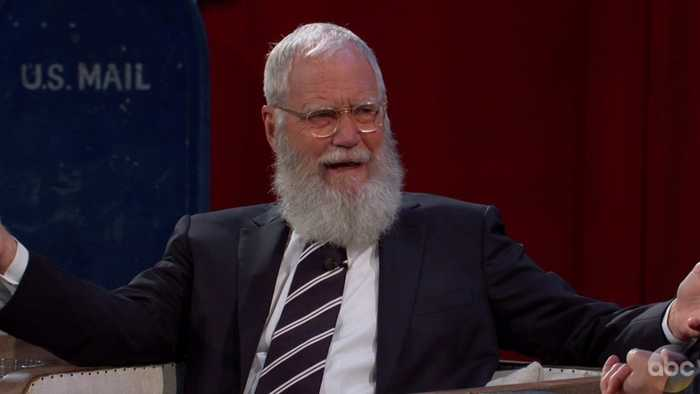 David Letterman Insists He Stayed On TV For A Decade Too Long