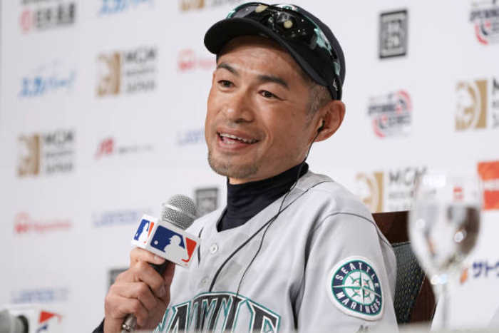 Ichiro Suzuki Announces Retirement From Major League Baseball