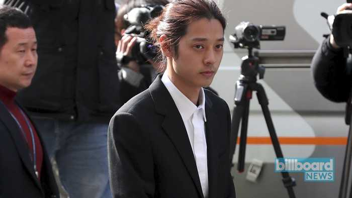 South Korean Police Arrested K-Pop Singer Jung Joon-Young for Sex Video Scandal | Billboard News