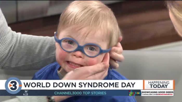 Celebrating possibilities on World Down Syndrome Day