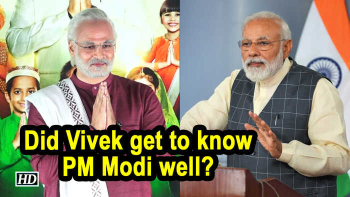 Did Vivek get to know PM Modi well?