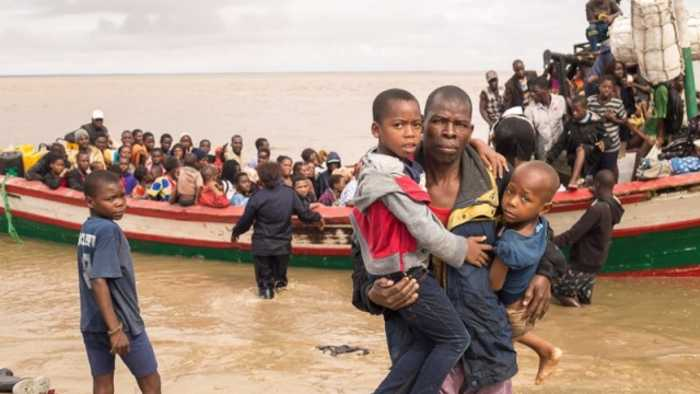 Death Toll Over 500 in Southern Africa After Cyclone Idai