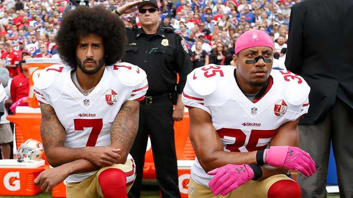 Colin Kaepernick Reportedly Settled NFL Grievance for Less Than $10 Million