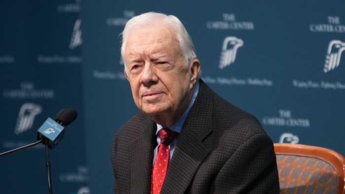 Jimmy Carter Is Now the Longest-Living US President